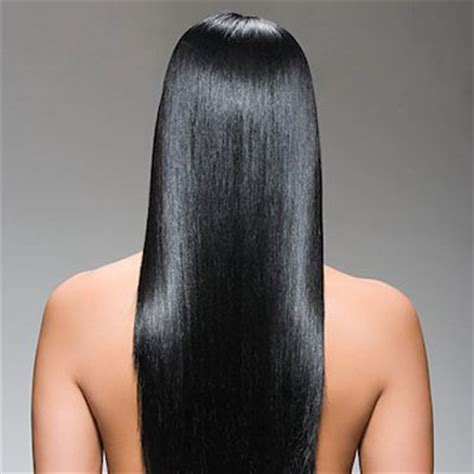 How To Shiny Black Hair by How To Get Pretty Shiny Magazine Ad Hair Find The Glass