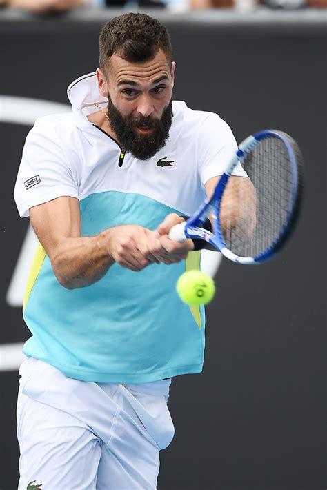 Paire benoit (35) / france. Benoit Paire - Benoit Paire Photos - 2020 Australian Open ...