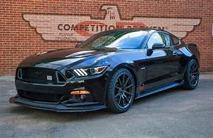 Supercharged 2016 Ford Mustang GT 5.0 Holman Moody Prototype for sale on BaT Auctions - closed ...