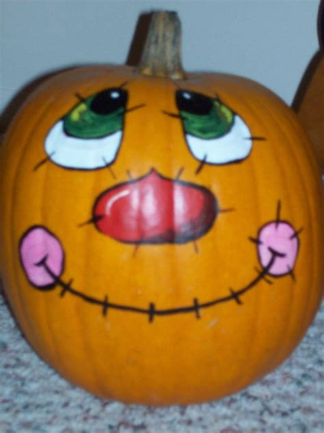 painted pumpkin faces 45 best painted pumpkin faces images on pinterest halloween ideas fall crafts and halloween prop