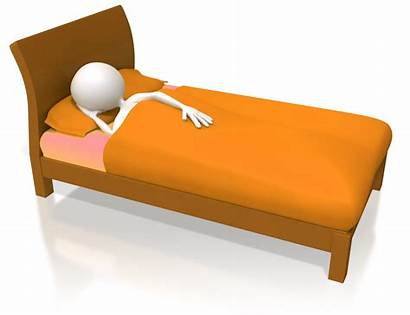 Stick Sleeping Figure Clip Sleep Figures 3d