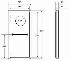 portes isophoniques iso po porte acoustique With dimension d une porte de garage