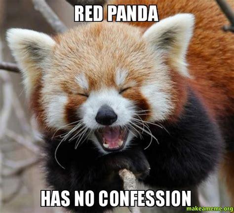 Red Panda Meme - panda meme how about no