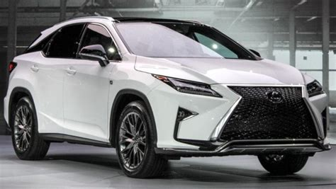 2020 Lexus Rx 350 Redesign by 2020 Lexus Rx 350 F Sports Release Date Colors Redesign