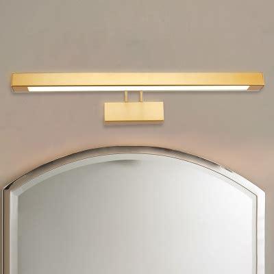 Adjustable Bathroom Vanity Lights by Post Modern Bathroom Vanity Light Antique Brass 9w 16w Led