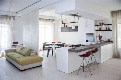cuisine ouverte sur salle a manger cuisine ouverte sur salon une solution pour tous les