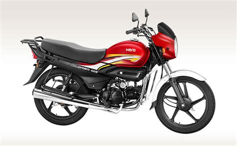 Hero Dawn 125 Price India