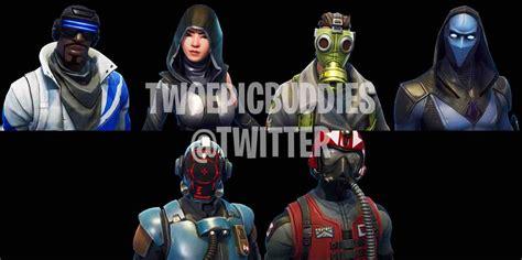 Fortnite Halloween Skins Tweet 1