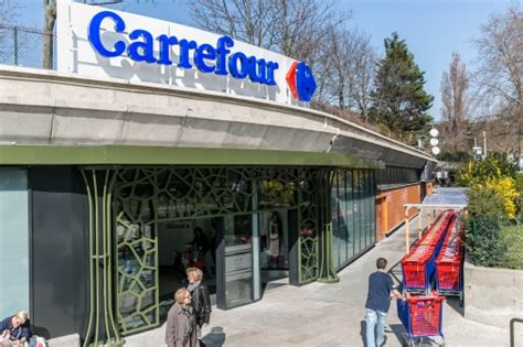 groupe carrefour gt groupe gt actualit 233 s gt le magasin carrefour d auteuil ach 232 ve sa transformation