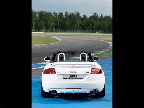 Class Or Crass 2007 Abt Sportsline Audi Tt Roadster