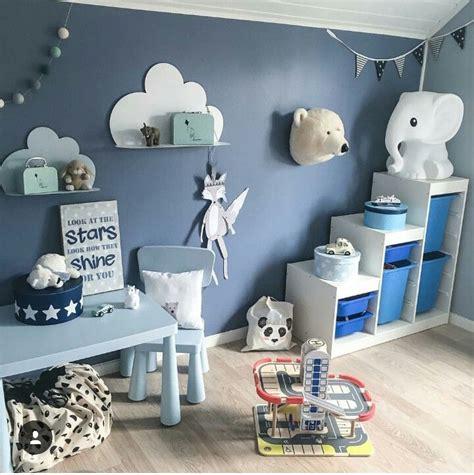 Wand Im Kinderzimmer Gestalten by Blaue Wand Im Kinderzimmer Kinderzimmer Ideen Children