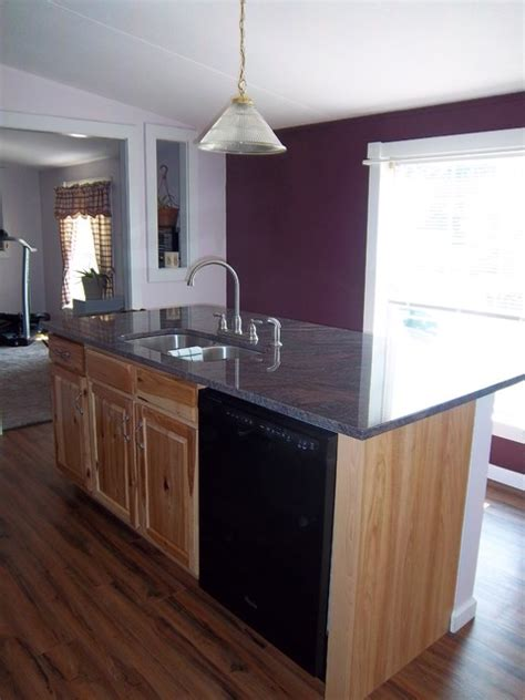 Lowes Hickory Cabinets by Kitchen Classics Denver Traditional Kitchen