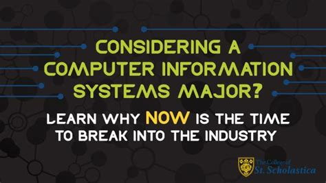 computer information systems major learn