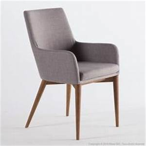 Chaise Fauteuil Avec Accoudoir : fauteuil de table clancy am pm table chaise chaise salle a manger pinterest fauteuil de ~ Teatrodelosmanantiales.com Idées de Décoration