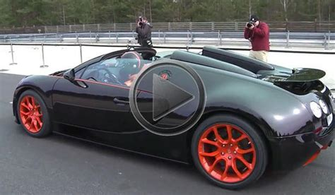 Bugatti Veyron Top Speed In Km