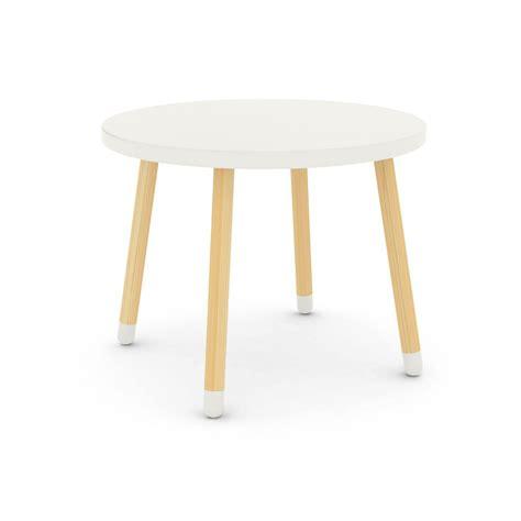 table pour enfant table blanc flexa play pour chambre enfant les enfants du design