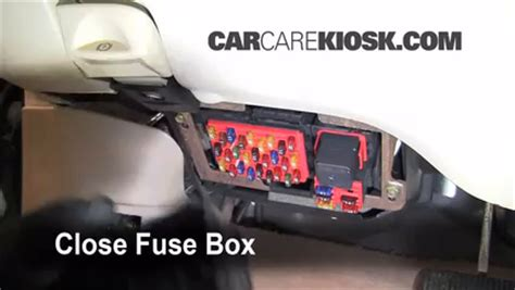 1997 Lincoln Town Car Fuse Box Location by 1997 Lincoln Continental Fuse Box Location Wiring