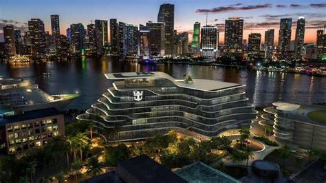 royal caribbean   expand  headquarters