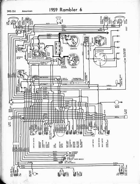 Rambler Rebel Wiring Diagram Library