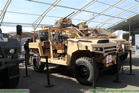 Prototype Of Vlfs Light Vehicle Special Forces Unveiled By