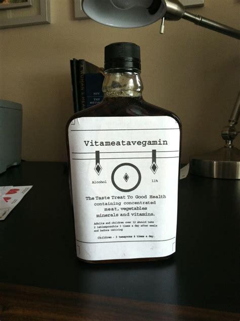 vitameatavegamin bottle  couldnt find