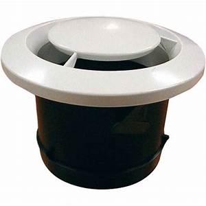 Bouche Vmc Cuisine : bouche d 39 extraction vmc manchon placo 125 mm dmo ~ Premium-room.com Idées de Décoration