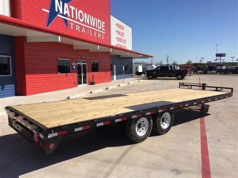 2019 Pj Trailers 20 Ft. Bumperpull Hotshot Trailer 49342