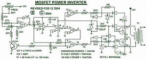 Simple Inverter 12v Dc To 120v Ac