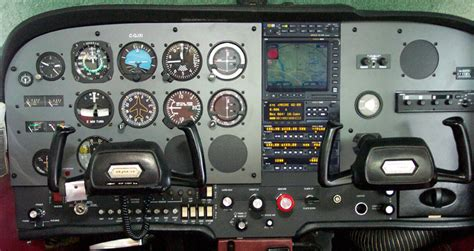 cessna 172 templates cessna 172 instrument panel labeled aircraftpanel