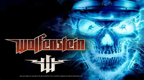 wolfenstein full hd wallpaper  background image