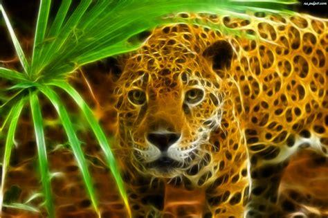 Pin Tapeta Gepard Grafika on Pinterest