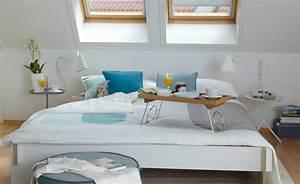 Schlafzimmer Einrichten Online : schlafzimmer mit schrge einrichten ~ Sanjose-hotels-ca.com Haus und Dekorationen