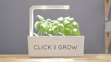 Click & Grow Smart Garden Review