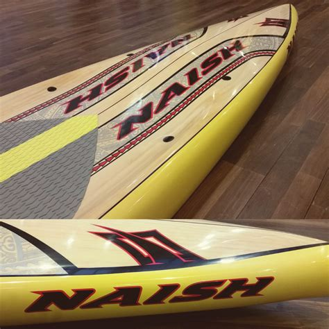 Naish SUP Boards Review 2016 - The House