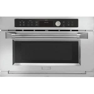 ge monogram gzscjss advantium single electric wall oven stainless steel monogram