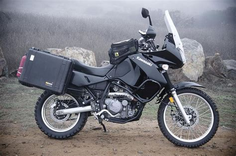 Dual Sport, Enduro Motorcycle And Bmw Adventure Bike