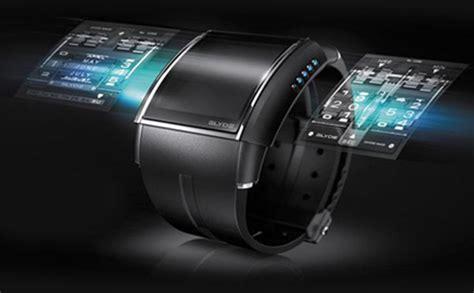 Hd3 Slyde New Digital Touch Screen Luxury Watch
