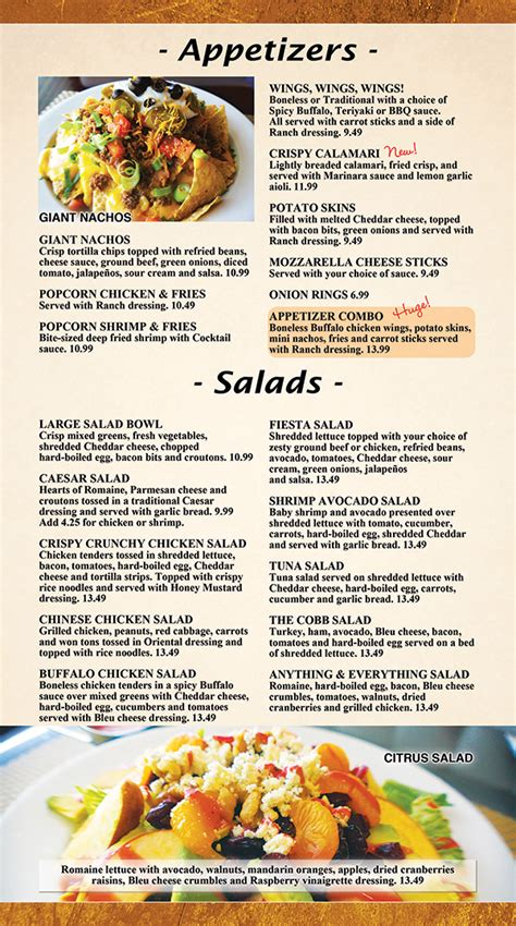 Appetizer Menu Related Keywords  Appetizer Menu Long Tail