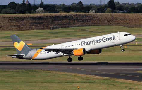 Thomas Cook Airbus A-321 at Birmingham on Jul 16th 2017 ...