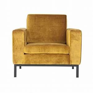 Petit Fauteuil Jaune : les 25 meilleures id es de la cat gorie fauteuil jaune moutarde sur pinterest tapis jaune ~ Teatrodelosmanantiales.com Idées de Décoration