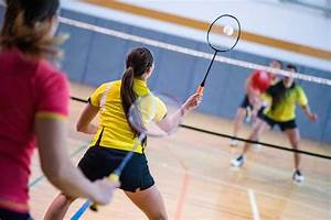 Want to be fit but too lazy to gym? Five reasons why you should give badminton a try - fitness ... Badminton