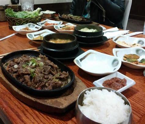korean garden restaurant korean garden restaurant 리치먼드 레스토랑 리뷰 트립어드바이저