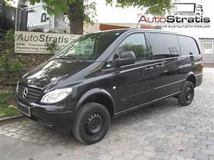 Vito 115 Cdi : mercedes benz vito 115 cdi lang mixto 4x4 klima businessvan minibus from germany for sale at ~ Gottalentnigeria.com Avis de Voitures