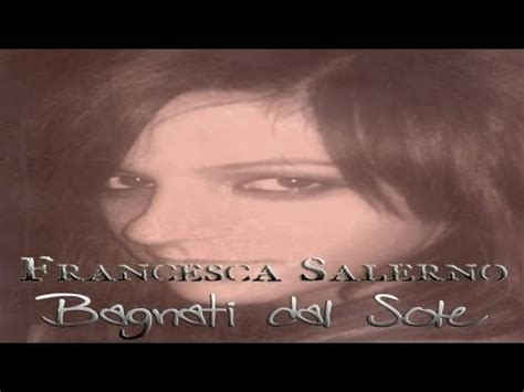 Bagnati Dal Sole Karaoke by Salerno Bagnati Dal Sole In Style Of Noemi
