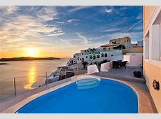 Nonis Hotel Apartments Fira Santorini Greece