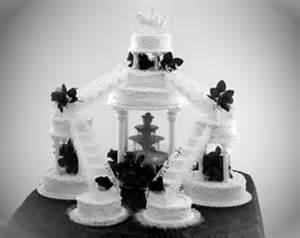 wedding cakes with fountains wedding cakes with fountains and stairs pictures