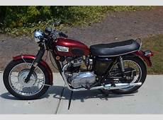 1969 Triumph TR6 Classic Motorcycle Pictures