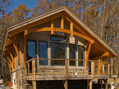 timber frame cabin kits small timber frame cabins