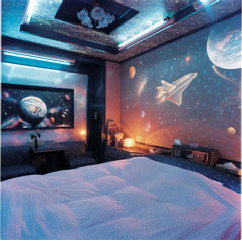 chambre theme espace deco chambre garcon espace