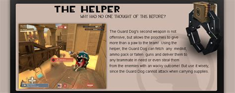 team fortress   guard dog update